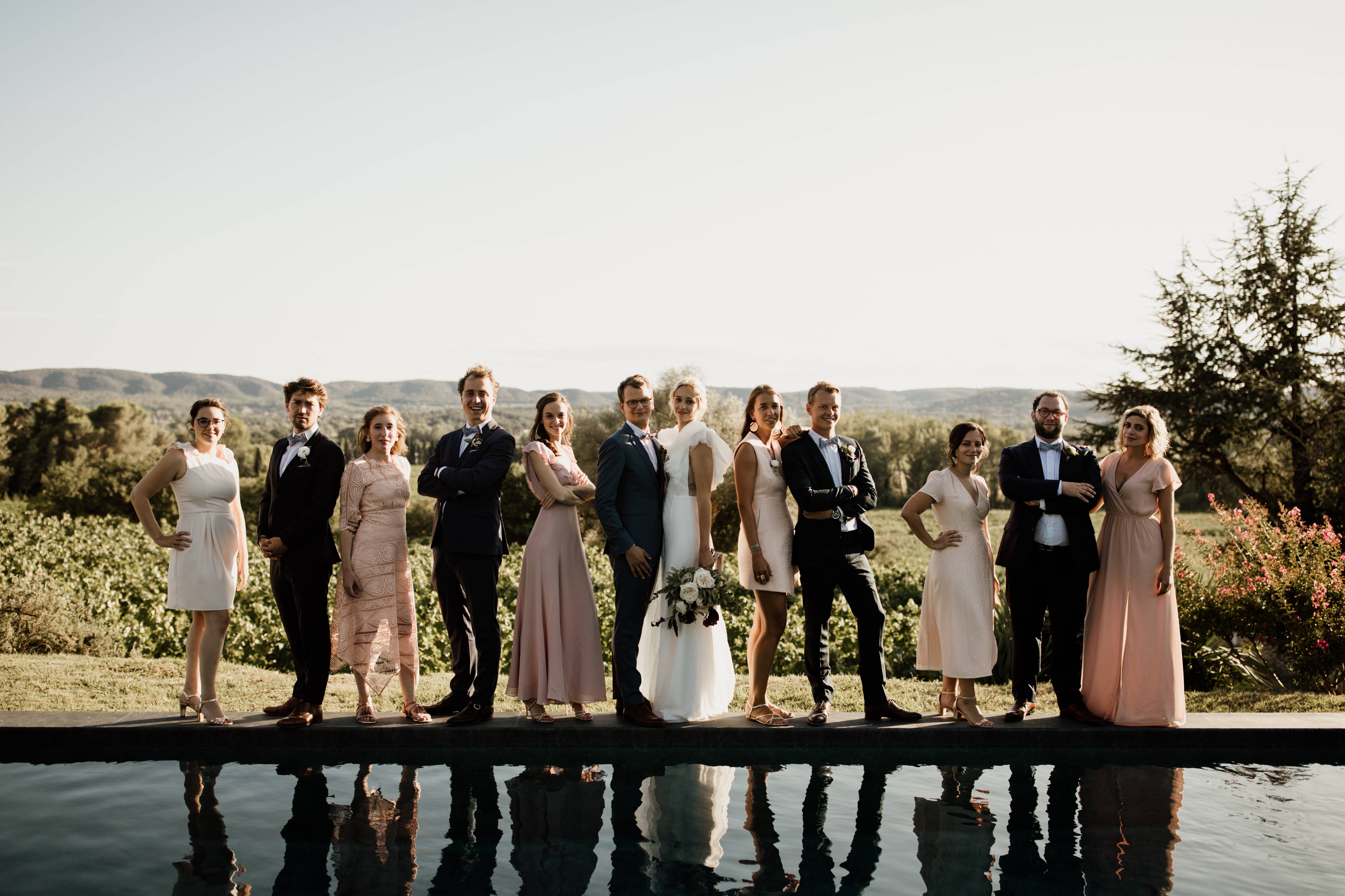 Wedding planner provence mariage