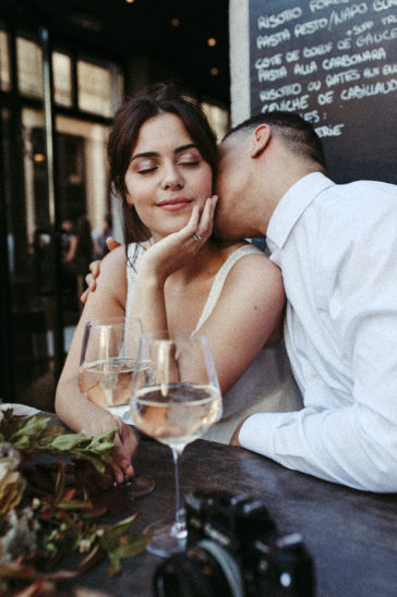 Campagne editorial l'amour l'amour la mode Lyon par Utopiclovers  Couple , urbain , romantic