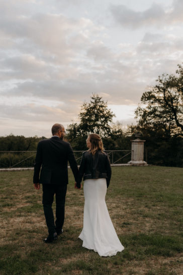 Mariage Chateau de Montplaisant - to the moon and back